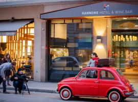 A picture of the hotel: HANNONG Hotel & Wine Bar