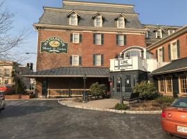 Hotel photo: Waynebrook Inn