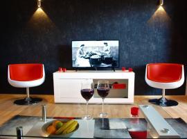 A picture of the hotel: Designwohnung Diana