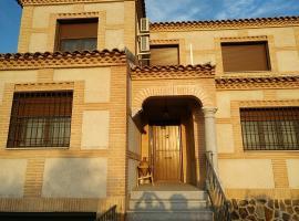 Zdjęcie hotelu: Bonito chalet a 5 Km de Toledo