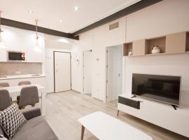 Hotel photo: Apartamento nuevo y de lujo en puerta del sol