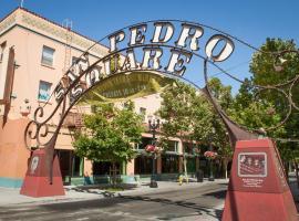 Hotel near San Jose