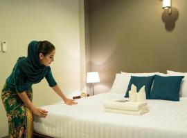 Hotel photo: Al-humdu Boutique Hometel Krabi