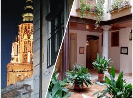 Hotel photo: Apartamentos Nuncio Viejo