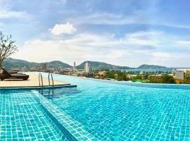 Hotel photo: Unity Patong: Garden View Studio