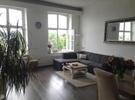 Hotel photo: Maastricht city centre apartment with river view!