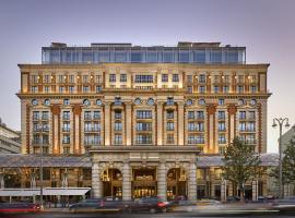 A picture of the hotel: The Ritz-Carlton, Moscow