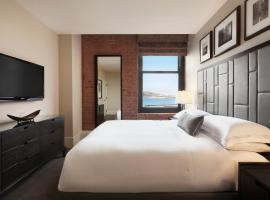 Hotel photo: The Fairmont Heritage Place Ghirardelli Square