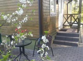 Hotel photo: Svečių namelis