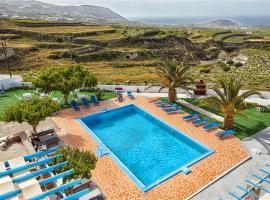 מלון צילום: Zorbas Hotel Santorini