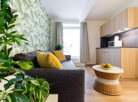 Hotel photo: Cosy Green Oasis in city center