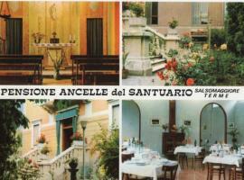 Hotel photo: Pensione Ancelle Del Santuario