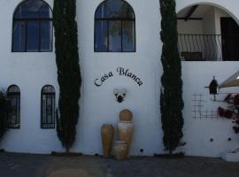 Hotel photo: Casa Blanca Boutique Hotel Pension