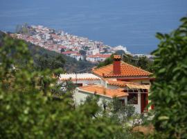 Hotel near Skopelos