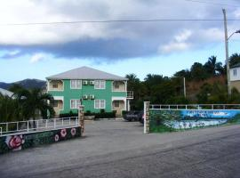 Hotel near Antigva un Barbuda