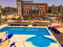 Хотел снимка: Rehana Plaza Hotel
