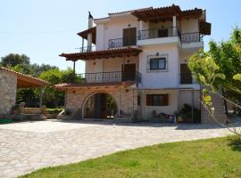 Hotel photo: Ionian Sea Base Floor Villa Apartment at Kyllini