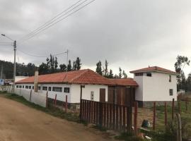 Hotel near Kolumbie