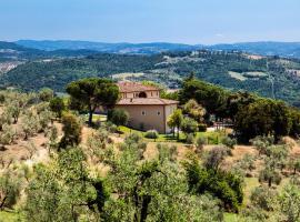 Hotel photo: Tenuta di Artimino Tuscan Home