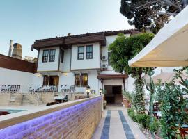 Hotel photo: Urcu Hotel