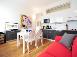 Hotel photo: Suite Halevy 5 stars Holiday House