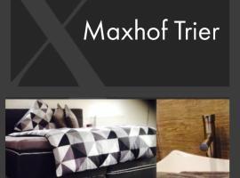 Hotel Photo: Maxhof Trier