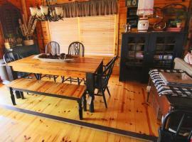 Hotel photo: Butter Bean Lodge Cabin