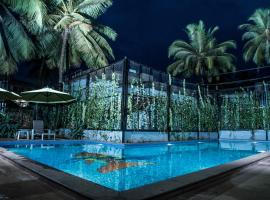 Hotel photo: FabHotel Prime Sarala Crown Calangute Beach