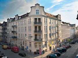 Hotel photo: Apartamenty Pomarańczarnia