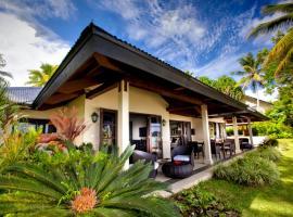 Hotel near Vanuatu