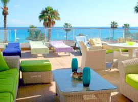 Hotel foto: Pallinion Apartment Beachfront