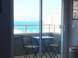 Hotel photo: Apartamento costero Candelaria vistas+parking