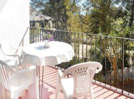 Hotel photo: Studio Apartment in Tossa de Mar