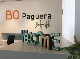 Hotel photo: BQ Paguera Boutique Hotel