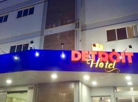รูปภาพของโรงแรม: Detroit Hotel