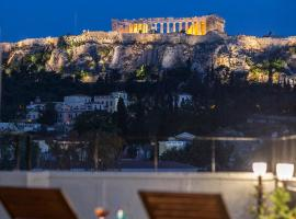 Hotel foto: The Athens Edition Luxury Suites