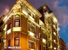 Hotel photo: Konak Hotel Taksim