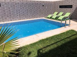 होटल की एक तस्वीर: Villa Nour