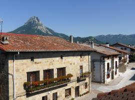 Hotel photo: Casa Rural Reparaz