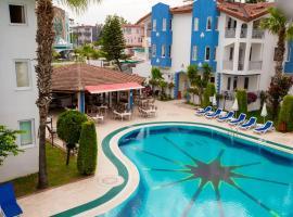 Hotel photo: Papaya Apart Otel