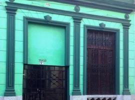 Фотография гостиницы: Hostal Verde