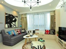 صور الفندق: Living on the Cloud Apartment Zhengzhou