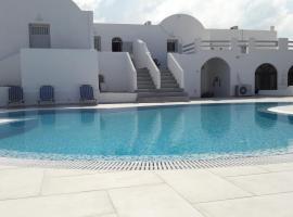 מלון צילום: Villa Iliovasilema Santorini