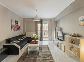 Hotel Photo: Comfort Home 110m2 apt. 5* center Thessaloniki