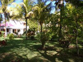 Hotel photo: Villa Dans Un Jardin Tropical