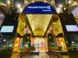 Hotel photo: Golden Tulip Al-Zahabi Hotel