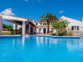 Hotel near Minorca