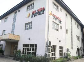Hotel photo: Amanda Hotels Limited