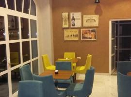 Hotel near Burrel