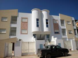 Hotel near Hammamet